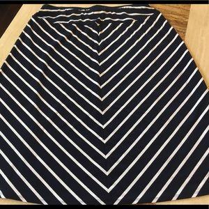 TALBOTS A-Line skirt